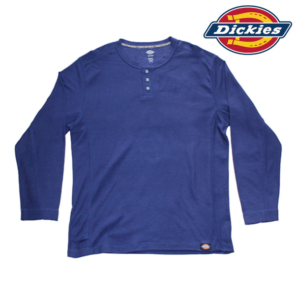 2eee9ee169fd e-mono plus: □With outlet □ Dickies henley neck thermal shirt long ...