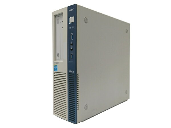 中古パソコン 【Windows10】[N53D] NEC Mate MB-H (Core i3 4130 3.4GHz 4GB 250GB DVD-ROM Windows10 Professional 64bit)【中古デスクトップ】【中古】【アウトレット】