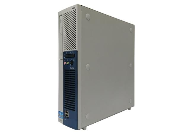 中古パソコン 【Windows10】[N54DX] NEC ME-D (Core i7 2600S 2.8GHz 4GB 250GB DVD-ROM Windows10 Professional 64bit)【中古デスクトップ】【中古】【アウトレット】