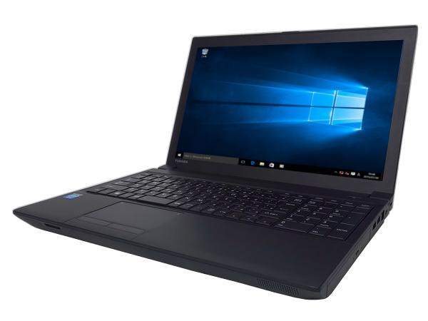 中古パソコン【Window10】[T48Aw][テンキー搭載] 東芝 dynabook Satellite B453/J (Celeron 1005M 1.9GHz 4GB 320GB DVD-ROM Windows10 Pro 64bit)【中古PC】【ノートパソコン】【アウトレット】