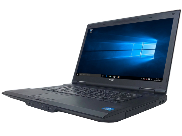 中古パソコン 【Windows10】[N119Aw][無線LAN対応] NEC VK26T/X-G (Core i5 3230M 2.6GHz 4GB 320GB DVD-ROM Windows10 Pro 64bit)【中古】【アウトレット】