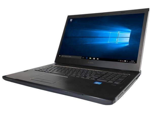 【中古パソコン】【Windows10】[D27A] DELL Vostro 3750 (Core i5 2450M 2.4GHz 4GB 320GB 17.3インチ DVDマルチ Windows10 Professional 64bit)【中古ノートパソコン】【中古PC】【アウトレット】