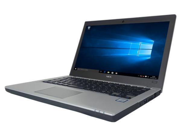 中古パソコン【Window10】[N04B] NEC VersaPro VK23TB-P (Corei5 6200U 2.3GHz 4GB 500GB 12.5インチ Windows10 Professional 64bit)【中古PC】【ノートパソコン】【アウトレット】