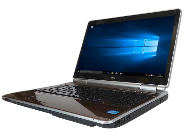 中古パソコン 【Windows10】[Z19329153] NEC Lavie LL750/F (Core i7 2670QM 2.2GHz 4GB 750GB Blu-ray Windows10 Professional 64bit)【中古】【中古ノートパソコン】【中古PC】