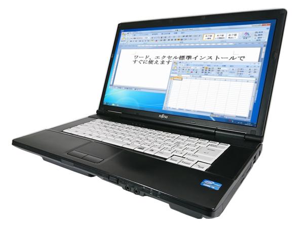 Core A572/E [F101AXS]富士通 LIFEBOOK i5【中古ノートパソコン】【中古】 【マイクロソフトオフィス2010付】中古パソコン【Windows10】無線LAN対応