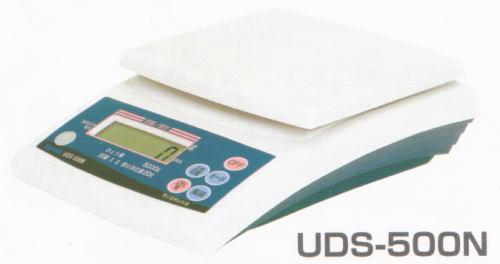 ヤマト UDS-500N-10 デジタル式上皿はかり 10kg