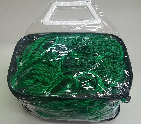 防鳥ネット 多目的PPグリーンネット 多目的万能練習用ネット 10m×10m グリーンネット 周囲ロープ加工済 PP養生ネット 25mm