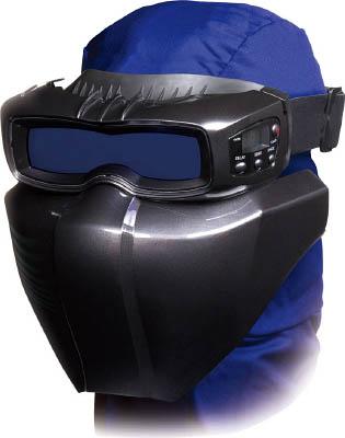 育良 ラピッドグラスゴーグル ハードマスクセット ISK-RGG2HS(40337) 溶接面