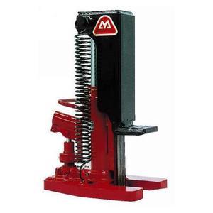 マサダ製作所 リターンスプリング付油圧ジャッキ 爪付油圧ジャッキ 2TON MHC-2RS-2