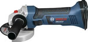 ボッシュ バッテリーディスクグラインダー GWS18V-LINH 本体のみ 18V