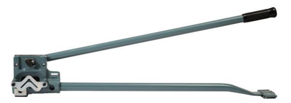 MCC アングル切断機 AGS-40R 手動 (穴あきアングル用)