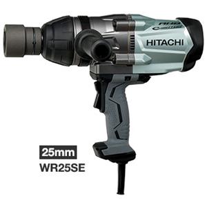 送料無料(沖縄、離島除く) 日立 25mm WR25SE インパクトレンチ 100V仕様 HITACHI