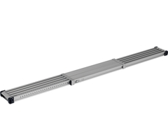 送料無料!(大型商品につき沖縄・離島発送不可)アルミ伸縮足場板 スライドステージ VSS-360H アルインコ VSS360H