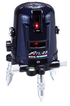 ムラテックKDS レーザー墨出し器 ATL-23 本体