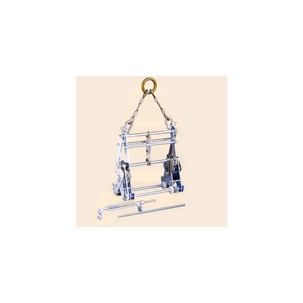 U字溝の吊上げ工具 内吊ワイド600 サンキョウ・トレーディング