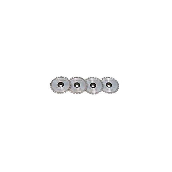 IKK ツライチカッター DFC-19C DFC-20A用チップソー 4枚セット 1FC3096000