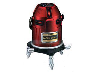 ムラテックKDS 電子整準高輝度レーザー墨出し器 DSL-92S 本体のみ 1年間完全保証付き!