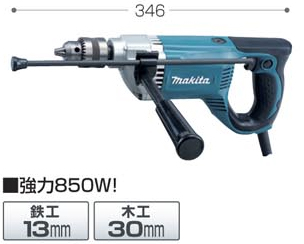 マキタ 電気ドリル 6305 13mm