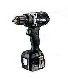 マキタ 充電式 ドライバドリル DF474DZB 黒 14.4V 6.0Ah 本体のみ (電池・充電器・ケース別売)