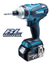 マキタ 充電式4モードインパクトドライバー TP141DRFX 18V 本体+バッテリ2個+充電器+ケースのフルセット