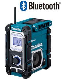 マキタ 充電式ラジオ MR108 青 バッテリー.充電器別売