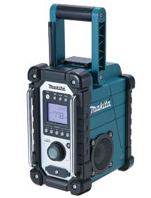 マキタ 充電式ラジオ MR102 バッテリー.充電器別売