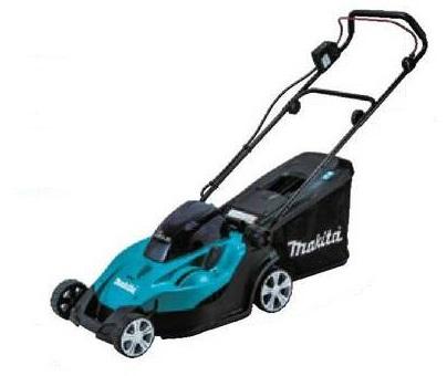 マキタ 18V+18V=36V 充電式芝刈り機 MLM431DPG2 刈込幅460mm 6.0Ah 2口急速充電器付 セット