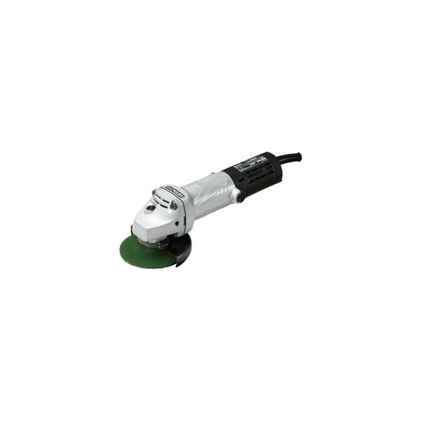日立工機 電気ディスクグインダー 砥石外径100mm AC100V 720W 低速高トルク形 3P可倒式プラグ付 ハイパワー G10SL5(E)