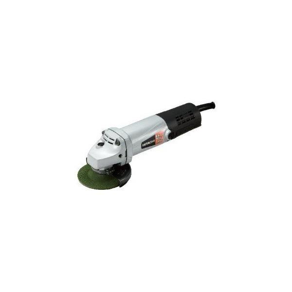日立工機 電気ディスクグインダー 砥石外径100mm AC100V 760W 低速高トルク形 3P可倒式プラグ付 PDH-100J(E)