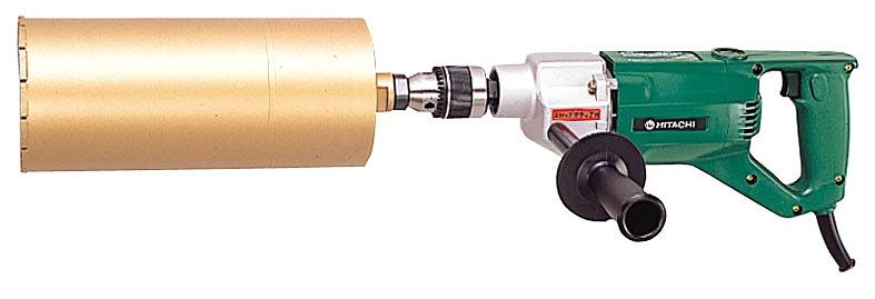 日立工機 ダイヤモンドコアドリル ビット径120mm AC100V 760W DC120