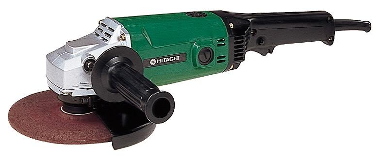 日立工機 電子ディスクグラインダー 砥石径180mm×厚さ6mm×穴径22mm AC100V G18Y1