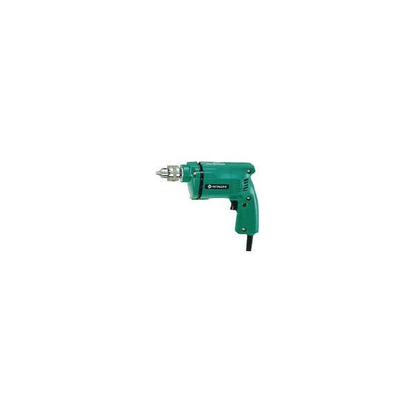 日立工機 電気ドリル 鉄工用 AC100V 240W 鉄工6.5mm 木工13mm DG-6