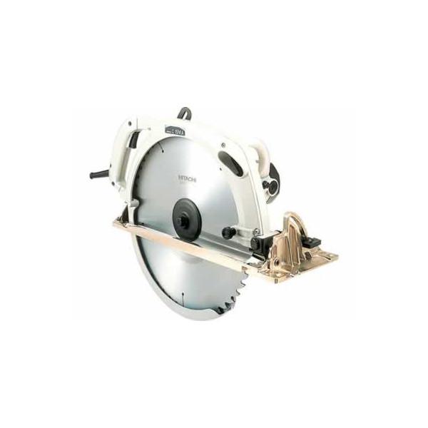 日立工機 丸のこ ブレーキ付 刃径382mm アルミ製ベース AC100V 1330W チップソー付 C15MAハイコーキ