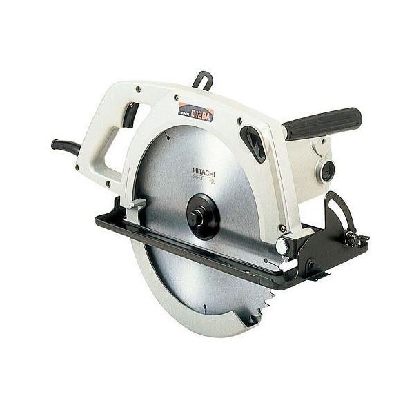 日立工機 丸のこ ブレーキ付 刃径290mm 鉄板製ベース AC100V 1140W C12BA