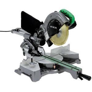 日立 卓上丸のこ C8FSE 刃径200~220mm 単相100V 左傾斜+テーブル回転可能 チップソー付