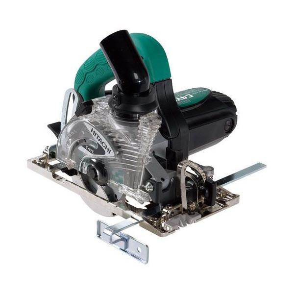日立工機 集じん丸のこ のこ刃径100mm AC100V 1050W 傾斜切断可 LEDライト付 本体のみ C4YC(N)