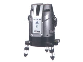 送料無料(沖縄、離島除く) 日立工機 レーザー墨出し器 UG25MY2(J) 受光器付