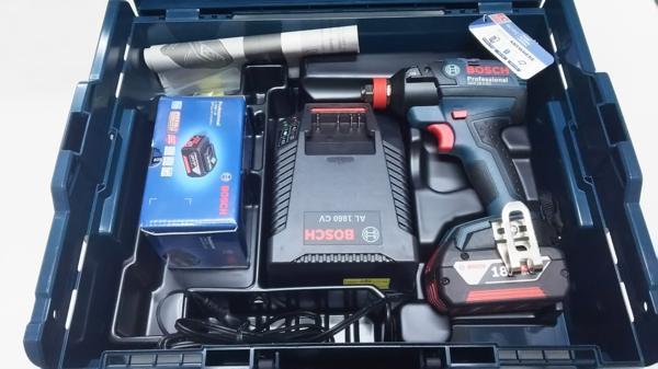 ボッシュ 18V 6.0Ah インパクトドライバー GDX18V-EC6
