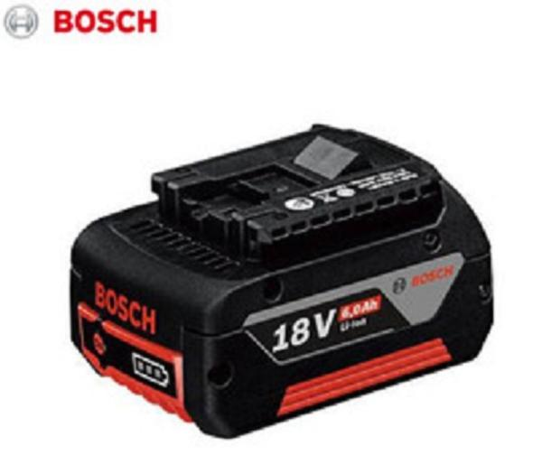 ボッシュ 18V 6.0Ah リチウムイオンバッテリー A1860LIB 電池 正規品 純正品