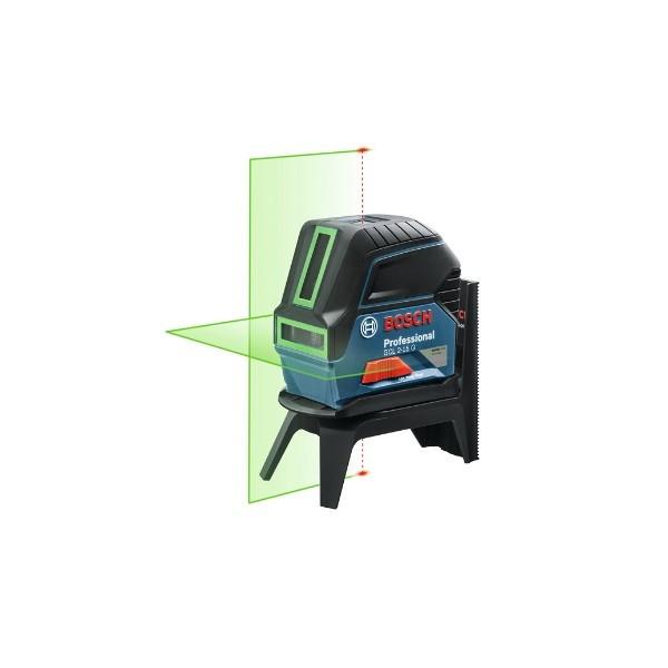 ボッシュ レーザー墨出し器 グリーンレーザー 水平+垂直 GCL2-15G BOSCH