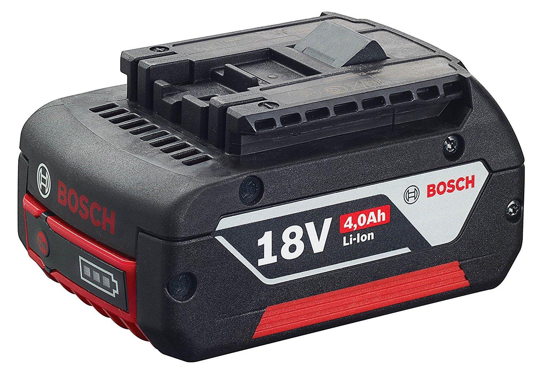 ボッシュ リチウムイオンバッテリー 18V 4.0Ah A1840LIB 電池