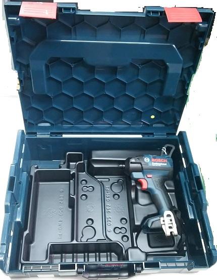 ボッシュ 18V インパクトドライバー GDR18V-ECH 本体のみ+ケース(L-BOXX)+インレイ