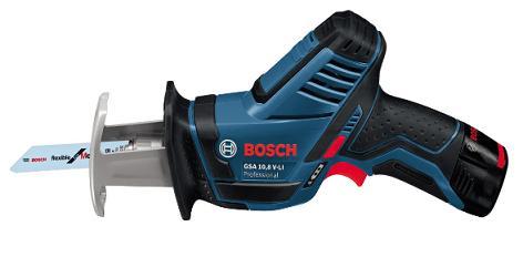 ボッシュ(BOSCH) 10.8V バッテリーセーバーソー GSA10.8V-LIN 2.0Ah セット