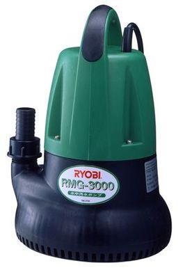 リョービ 水中汚水ポンプ RMG-3000 60Hz(西日本用) 25mm