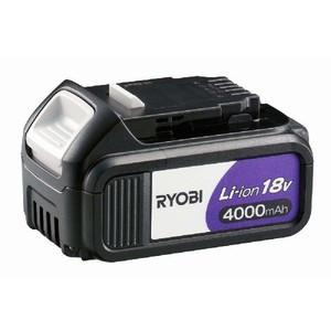 リョービ リチウムイオン電池パック 18V 4000mAh B-1840L 4.0Ah