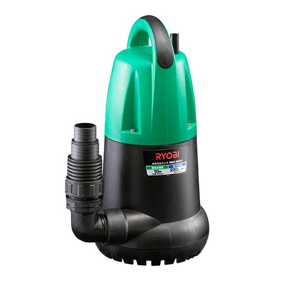 リョービ(RYOBI) 水中汚水ポンプ 60Hz RMG-8000 698307A