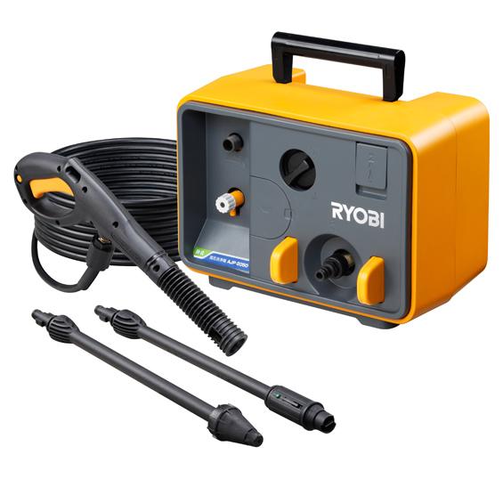 新作人気 高圧洗浄機 60Hz リョービ(RYOBI) AJP-2050 667601A:e-tool-DIY・工具