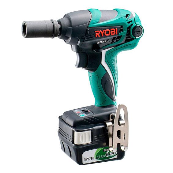 リョービ(RYOBI) 充電式インパクトレンチ ソケット差込口12.7mm BIW-1475 657005A