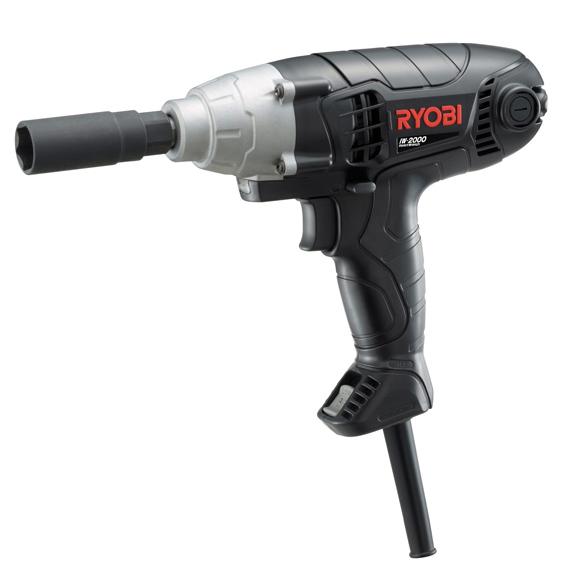 リョービ(RYOBI) インパクトレンチ ソケット差込口12.7mm IW-2000 657200A