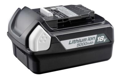 リョービ 18V リチウムイオンバッテリー 電池 B-1850L 5000mAh 5.0Ah バッテリ